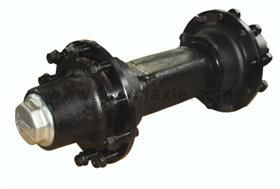 18t Axle Without Brake
