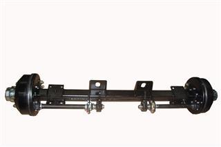3t Rear Axle